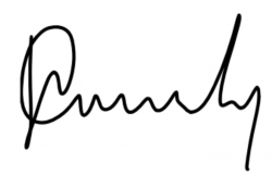 Kristy Coventry Signature